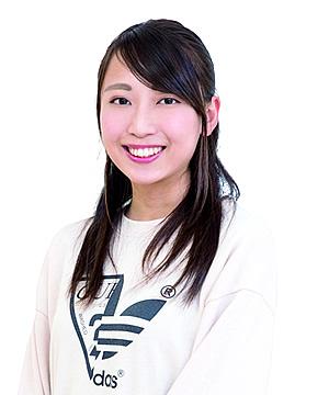 金久 千夏さん 平成30年3月 保育科卒業