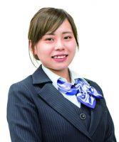 仲上 風香さん 平成30年3月 生活福祉情報科卒業