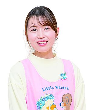 四元 佑果さん 平成30年3月 保育科卒業