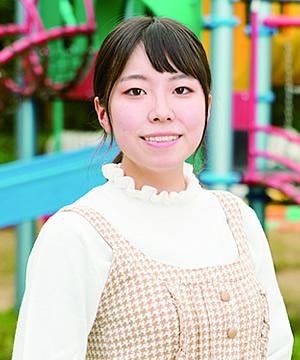 保育科 安藤 妃羽さん