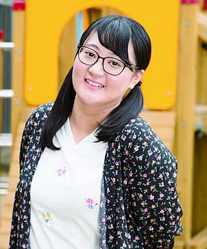 保育科 内村 風香さん